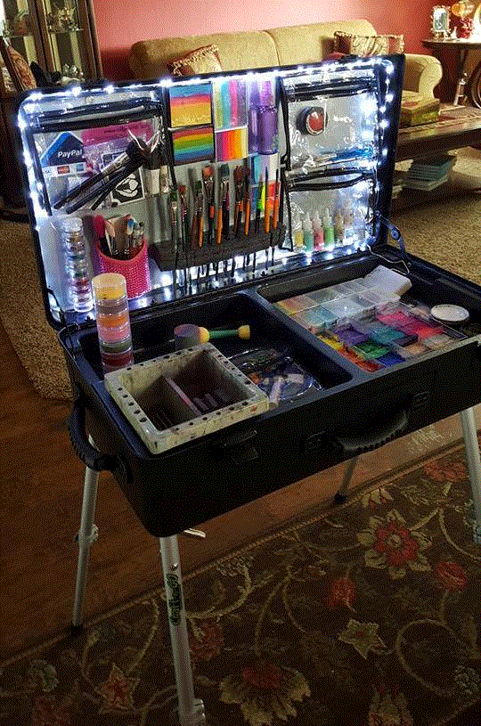 Craft-n-Go Face Painting Kit