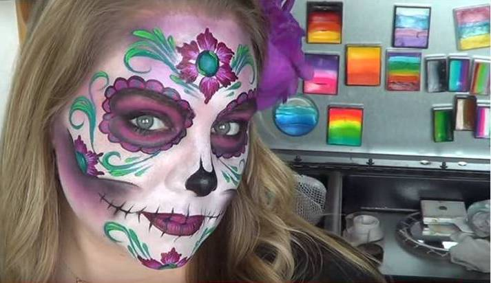 Custom Craft-n-Go face painting kit