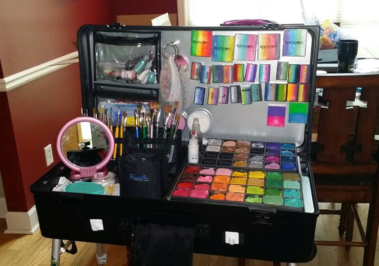New Craft-n-Go Paint Station