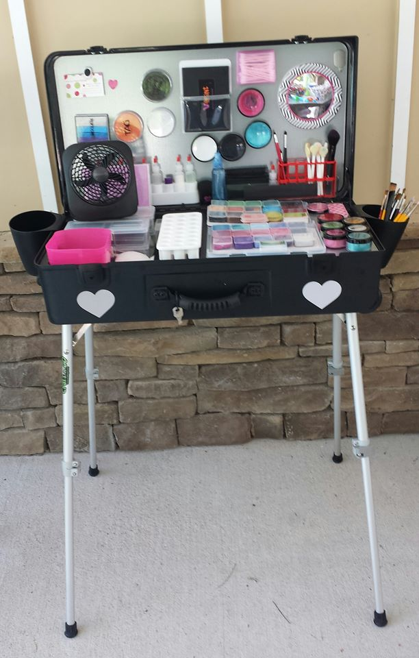 Paint Station, Craft-n-Go