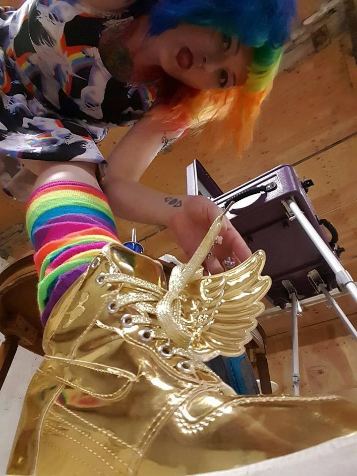 Craft-n-Go Paint Station Legs